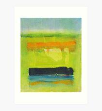 'Canola Season-Willaura'  Art Print