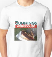 Bunnings Snag Unisex T-Shirt