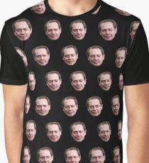 Camiseta gráfica Steve Buscemi
