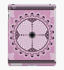 SACRED GEOMETRY - SAHASRARA CHAKRA - BUDDHISM - SPIRITUALITY iPad Case/Skin