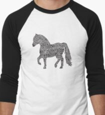 Bye Bye Lil Sebastian Calligram // Parks & Recreation T-Shirt