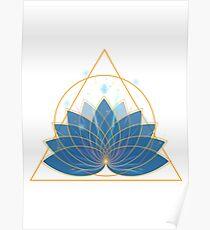 Lotus flower posters redbubble lotus poster mightylinksfo