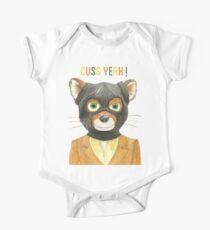 Mr Fantastic - Fantastic Mr Fox, Cuss Yeah! Kids Clothes