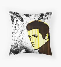 Peanut butter and bannana  Throw Pillow