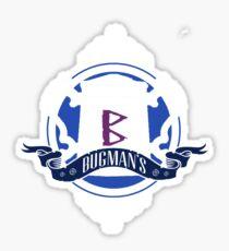 Bugman's Brewery Sticker