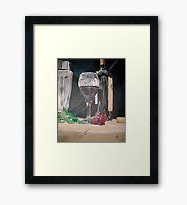 Chianti Framed Print
