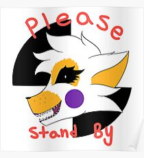 Please stand by -Lolbit- l Sister Location Poster