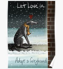 Let Love In (Posters, prints, and more) Poster