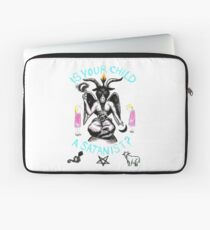 Is Your Child A Satanist? Laptop Sleeve