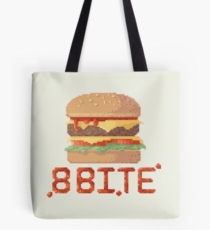 How Many Bite? Tote Bag