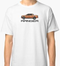 Ford Ranger and Logo Classic T-Shirt