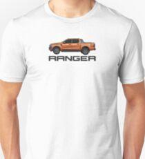 Ford Ranger and Logo Unisex T-Shirt