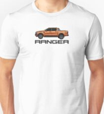 Ford Ranger and Logo T-Shirt