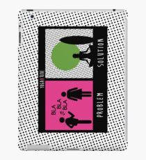 Yoga Solution iPad Case/Skin