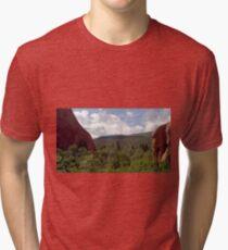 Garden Of The Gods Tri-blend T-Shirt