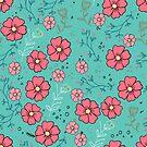 flower meadow by Tessa  Rath