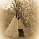 Teepee by Marc Neal
