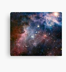 Galaxy - Nebula 01 Canvas Print
