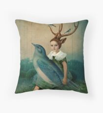 Sing me a Song Throw Pillow