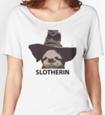 Slotherin (Slytherin) Women's Relaxed Fit T-Shirt