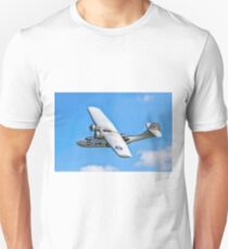 """Canadian Vickers Canso A 11005 G-PBYA """"Miss Pick Up"""" T-Shirt"""