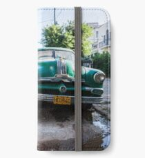 Pontiac iPhone Wallet/Case/Skin