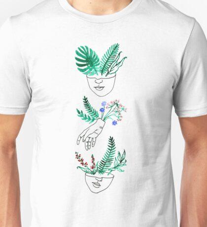 Flora y fauna Unisex T-Shirt