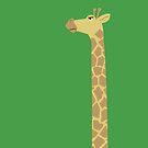 Cranky Giraffe by ashraae