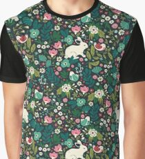 Forest Friends Graphic T-Shirt