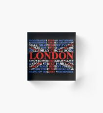 London Acrylic Block