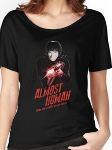 Almost Human - Tomas Milian Women's Relaxed Fit T-Shirt