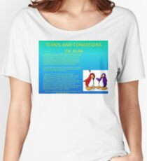 Club Penguin T&C's Women's Relaxed Fit T-Shirt