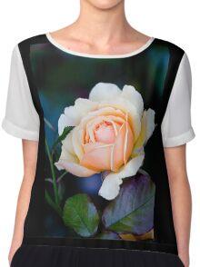 Rose Chiffon Top