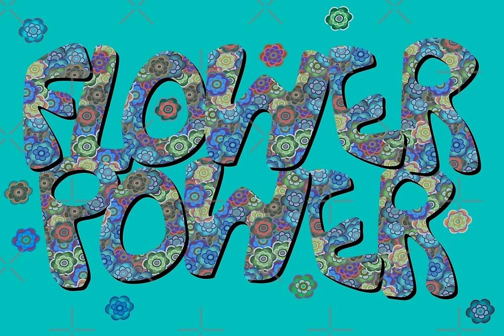 Floral Riot - Underwater by Geckojoy