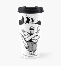 The Perfect Golfing Husband Travel Mug