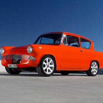 Ford Anglia 105E by jjphoto