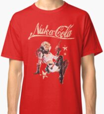 Nukacola Pin-up Classic T-Shirt