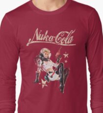 Nukacola Pin-up Long Sleeve T-Shirt