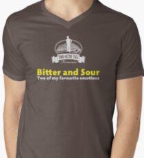 Bitter and Sour Men's V-Neck T-Shirt