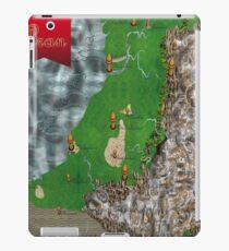 RPG Map iPad Case/Skin