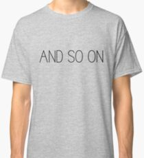 *Sniff* Classic T-Shirt