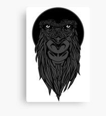 Bearded Apes Canvas Print