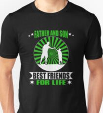 Father and Son best friend for life T-shirt Unisex T-Shirt