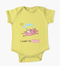 I want to believe Kids Clothes