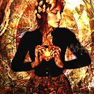 The heart of autumn by 1chick1