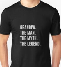 Quote The Man Myth Legend Gifts Merchandise Redbubble