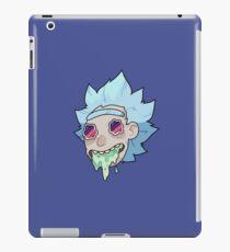 rick and morty- rick iPad Case/Skin