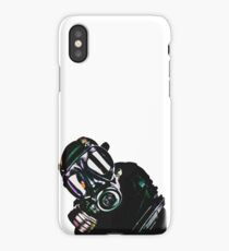 Military Man iPhone Case/Skin