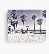 Lámina metálica Cali Palms B | W