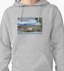 Overlooking Downtown Prescott Arizona T-Shirt
